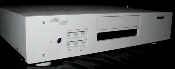 Muse Polyhymnia Multi Format Digital Disc Player