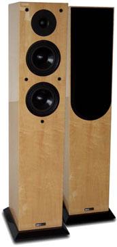 Roksan's $3,495 Caspian FR-5 loudspeakers