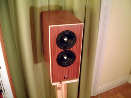 Omega Minuet loudspeaker