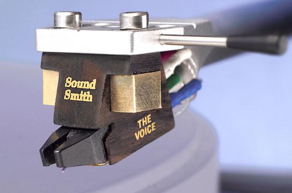 Soundsmith The Voice Ebony Cartridge