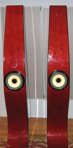 Teresonic Ingenium Floorstanding Speakers