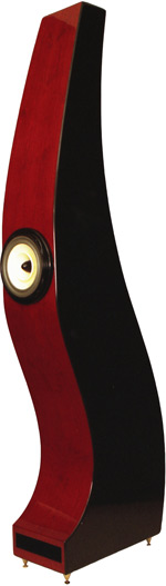 Teresonic Ingenium Silver loudspeaker with Lowther DX4 driver