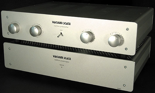 Vacuum State Electronics Inc RTP3D preamplifier