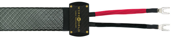 Wireworld Platinum Eclipse speaker cable (single-wired)