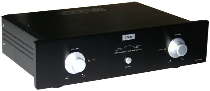 XLH SL-11XS preamplifier