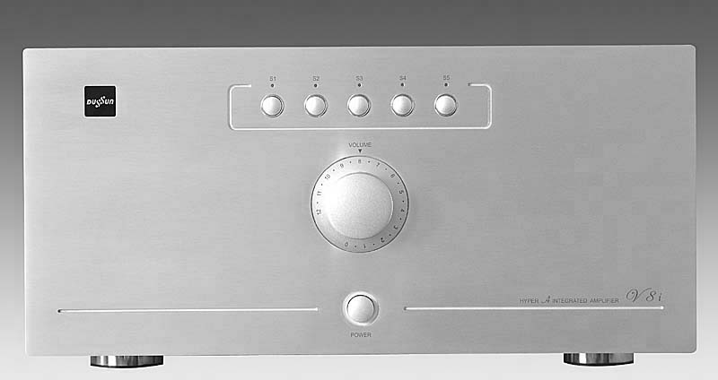 Dussun V8i Integrated Solid State Amplifier