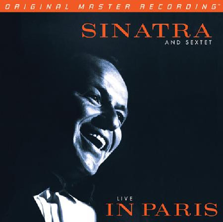 Sinatra and Sextet Live in Paris