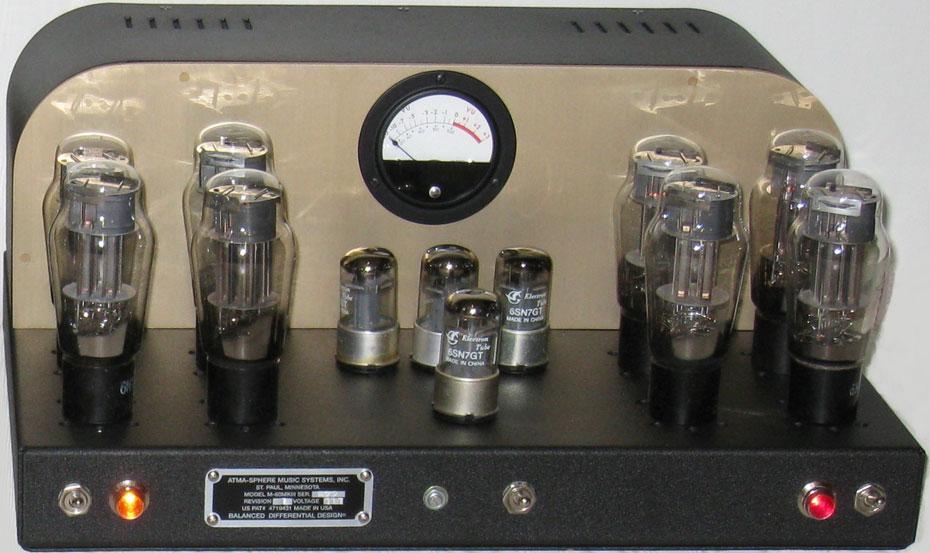 Atma Sphere M60 3.1 Monoblock amplifier