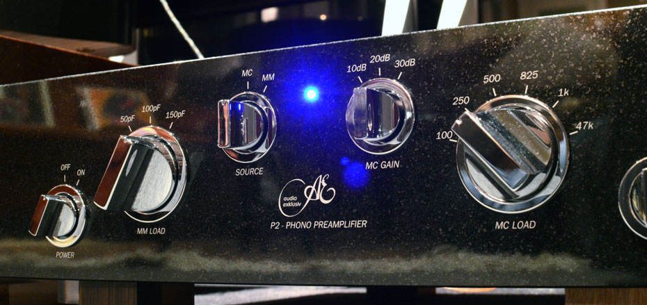 Audio Exklusiv P2 Phono Preamplifier