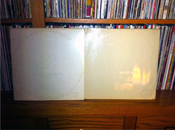 The Beatles The White Album Mono Verses Stereo Verses