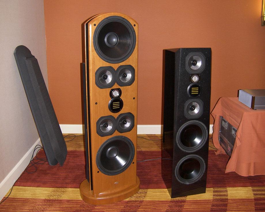 Legacy Audio Whisper loudspeaker
