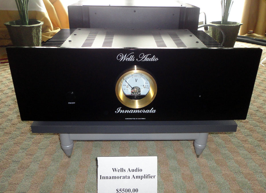 Wells Audio Innamorata Stereo Amplifier