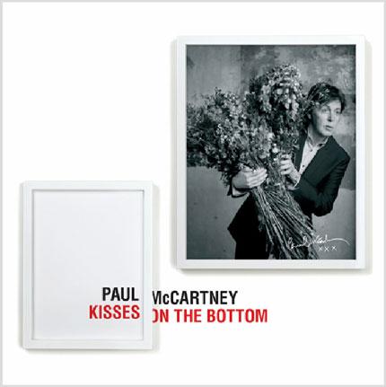 """Paul McCartney """"Kisses on the Bottom""""'"""