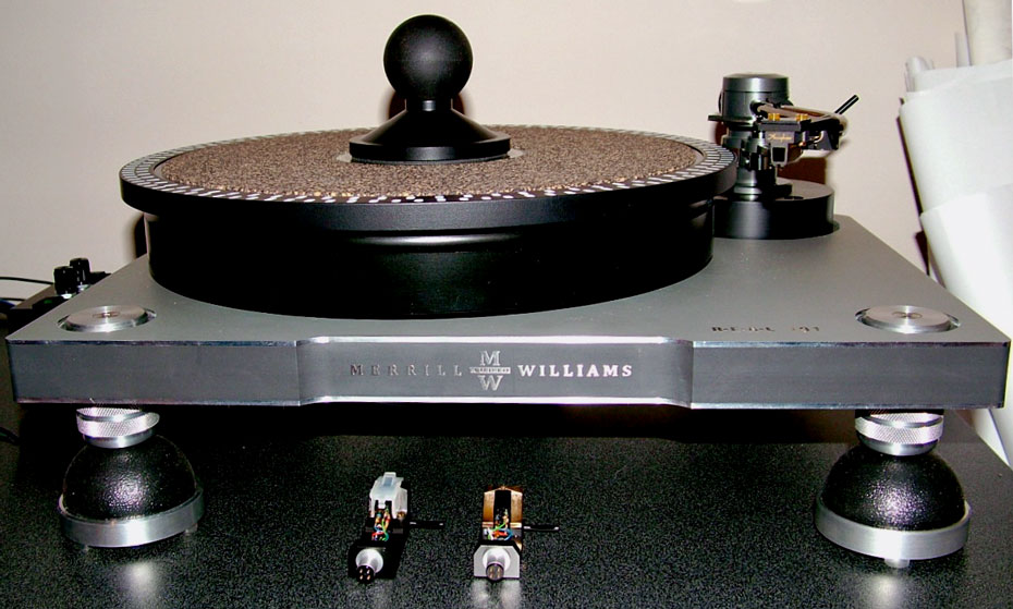Merrill Williams REAL101 Turntable