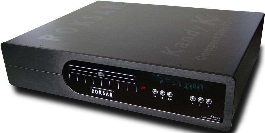 Roksan K2 CD Player