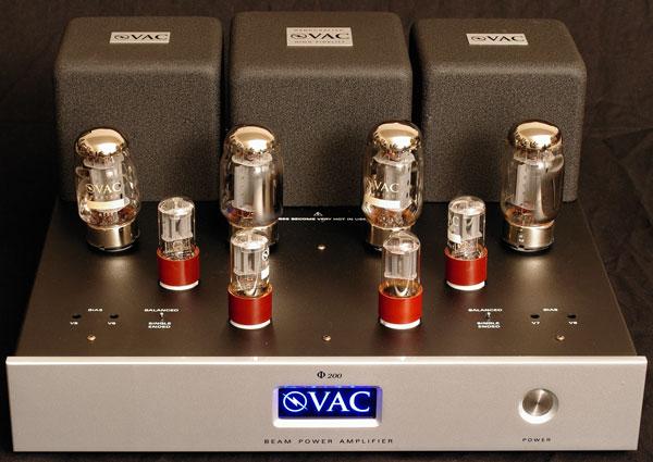 VAC Phi 200 tube monoblock amplifier