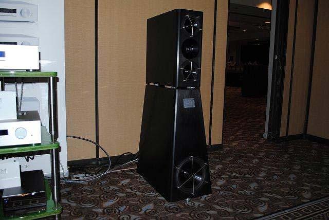 YG Acoustics at CES 2013