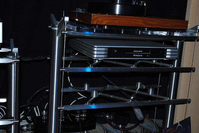 Audio Power Labs, Stillpoints, Kaiser speakers, Wadax at CES 2013