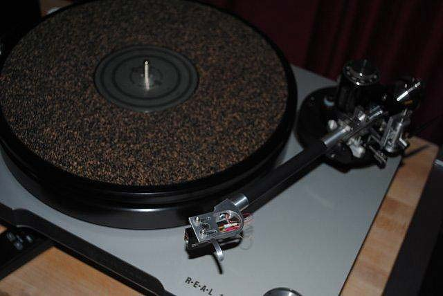 Merrill Williams Turntable at CES 2013