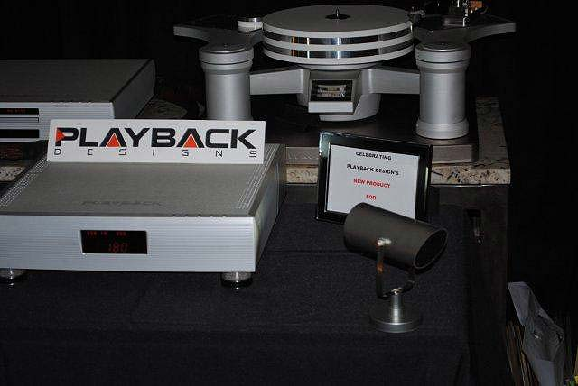 Evolution Acoustics, Dartzeel, Playback Designs, Durand Telos at CES 2013