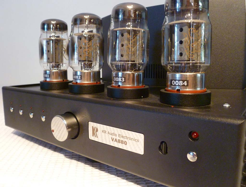 KR Audio VA880 Integrated Tube Amplifier Review
