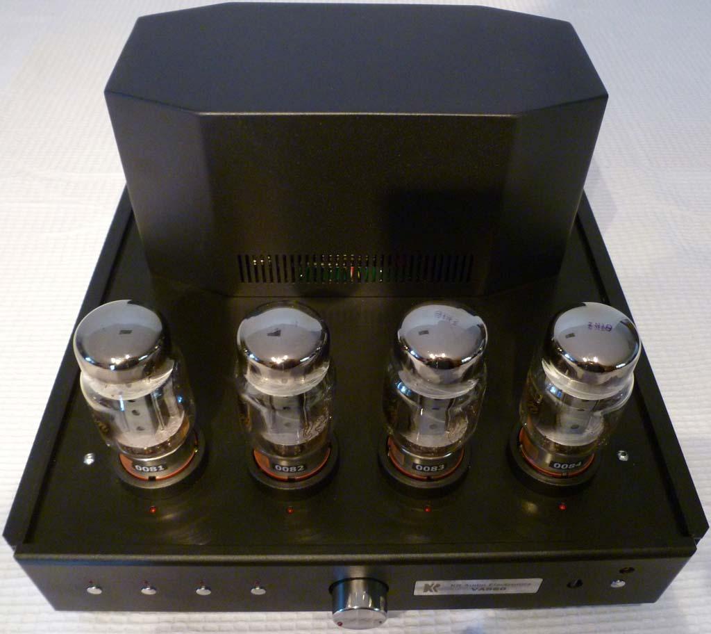 KR Audio VA880 Integrated Tube Amplifier