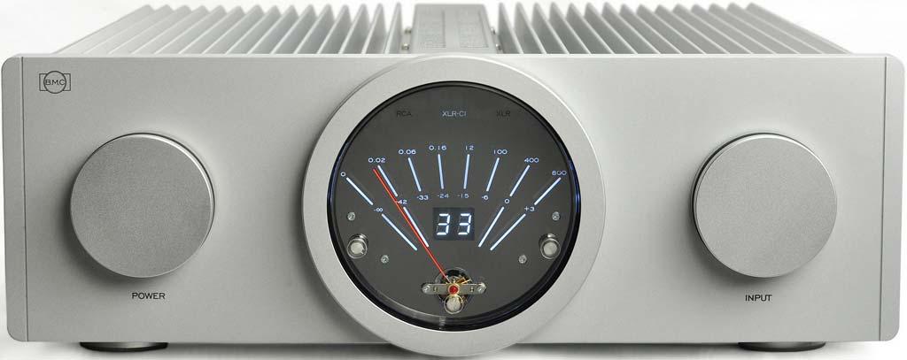 Balanced Music Concept Audio AMP M2 Mono Power Amplifier