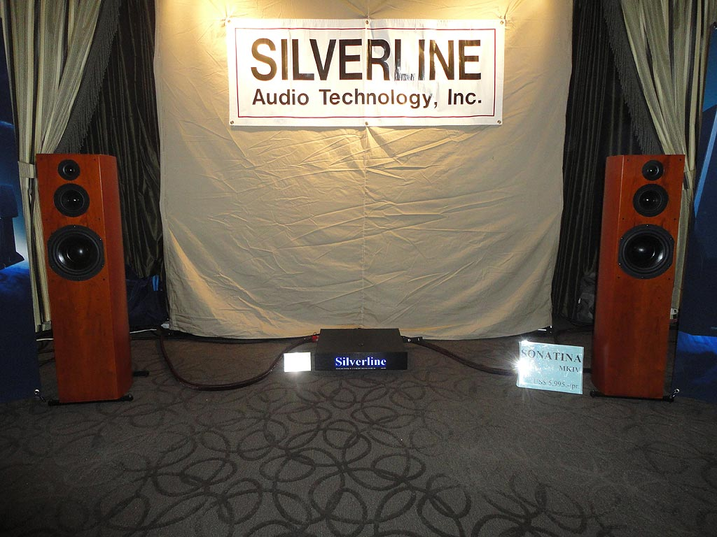 Silverline Audio Technology Inc. room
