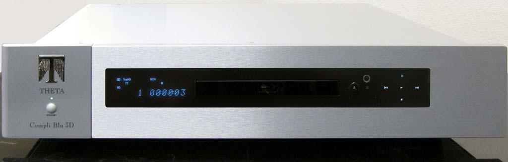 Theta Digital Compli Blu 3D Universal Disc Transport