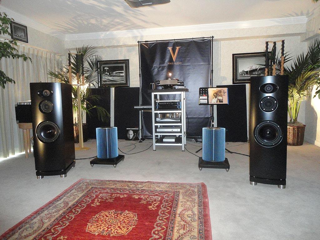 Voce Audio and MSB room