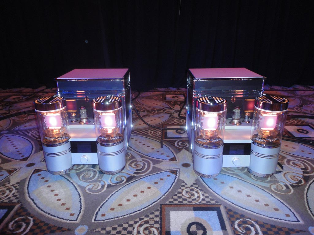 Audio Power Labs 833TNT Monoblock Tube Amplifiers