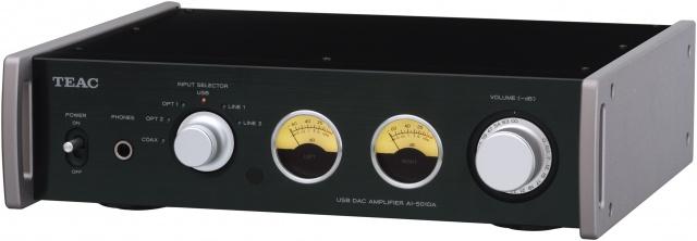 TEAC AI-501DA Class-D Integrated Amplifier