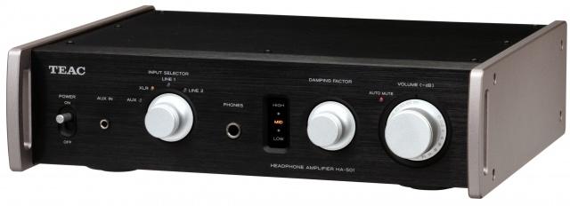 TEAC HA-501 Headphone Amplifier