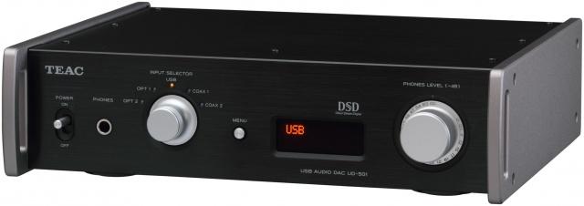 TEAC UD-501 DAC