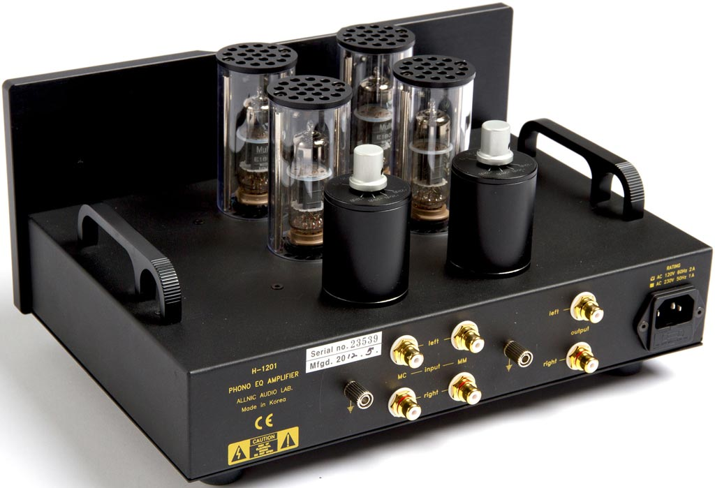 Allnic H 1201 Phono Stage Review