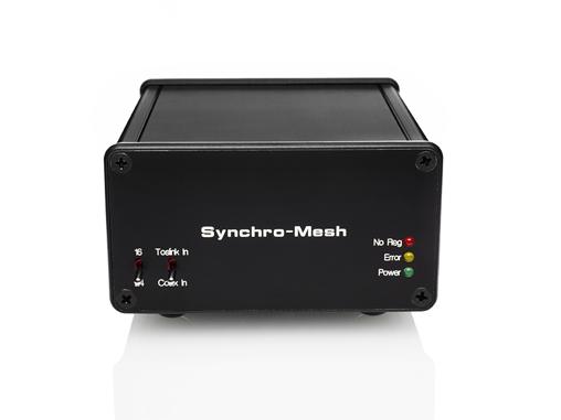 Empirical Audio Synchro-Mesh Reclocker