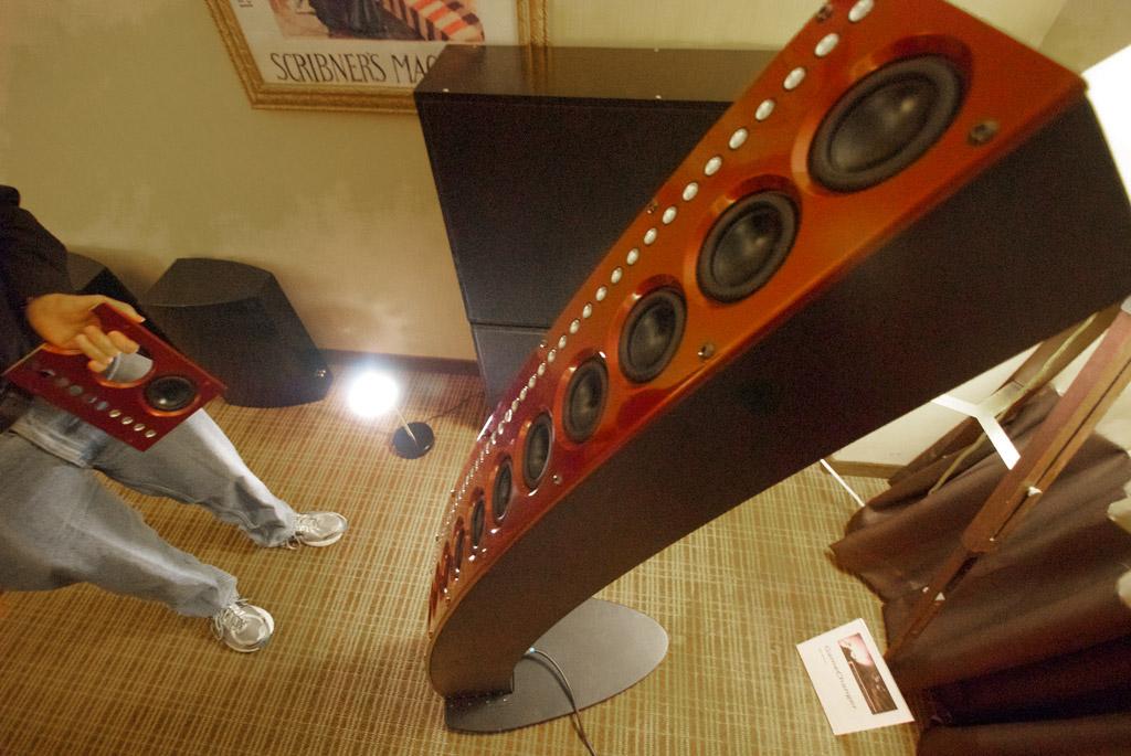 Audio Artistry CBT36K Line Array Speaker