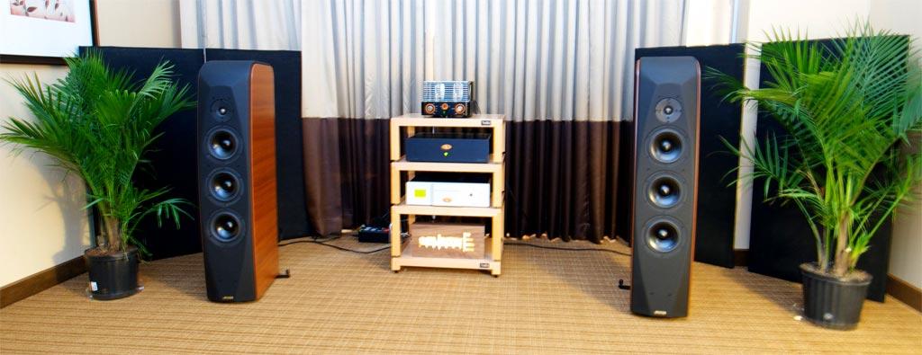 Colleen Cardas Imports at AXPONA 2013