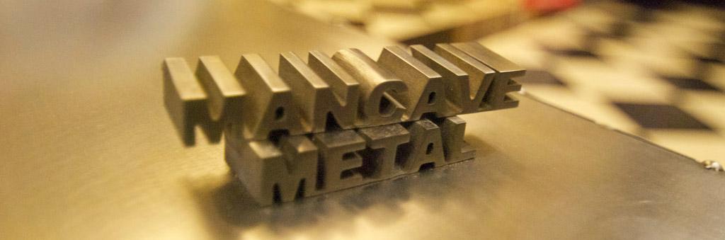 man cave logo