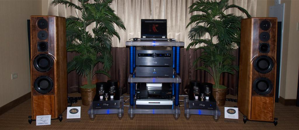 Purity Audio Axpona 2013 Room