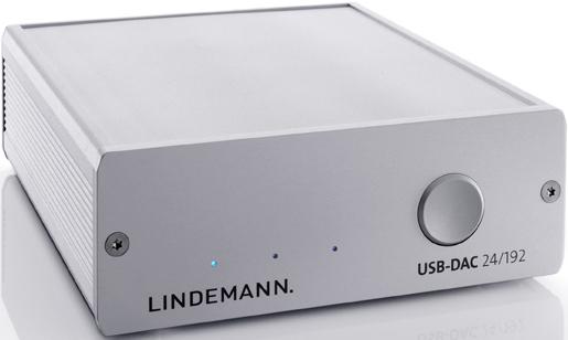 Lindemann USB-DAC 24/192