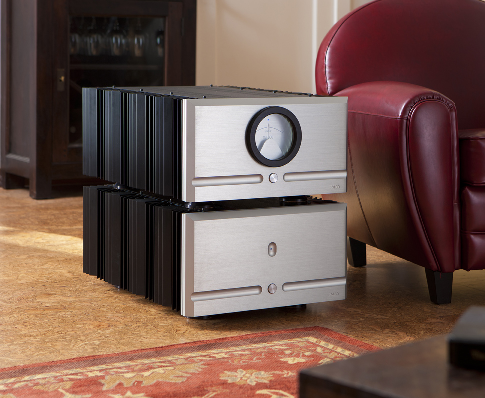 Pass Labs flagship Xs-300 and Xs-150 amplifiers