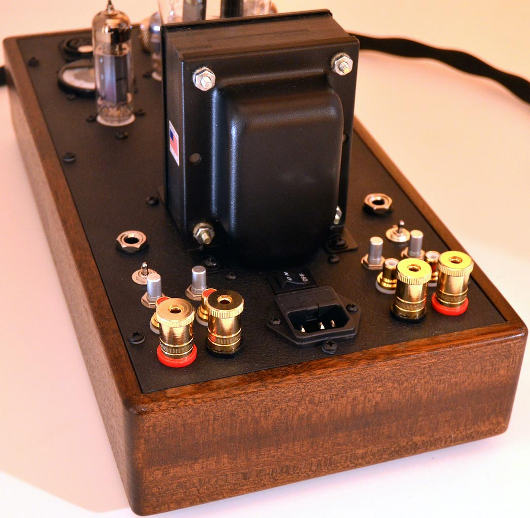 Decware Taboo MKIII Headphone Amplifier