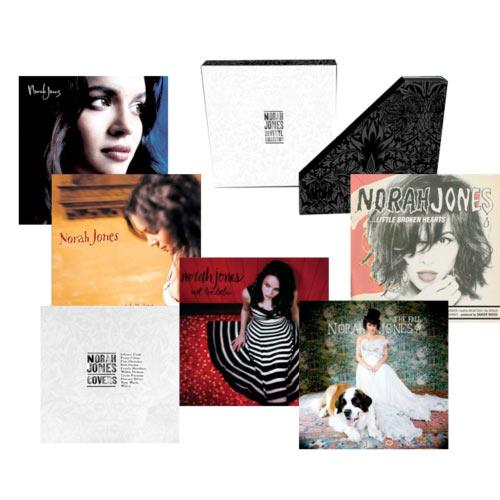 Norah Jones The Vinyl Collection