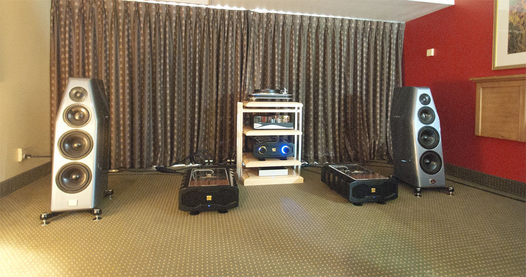 Elite Audio showing Kharma International