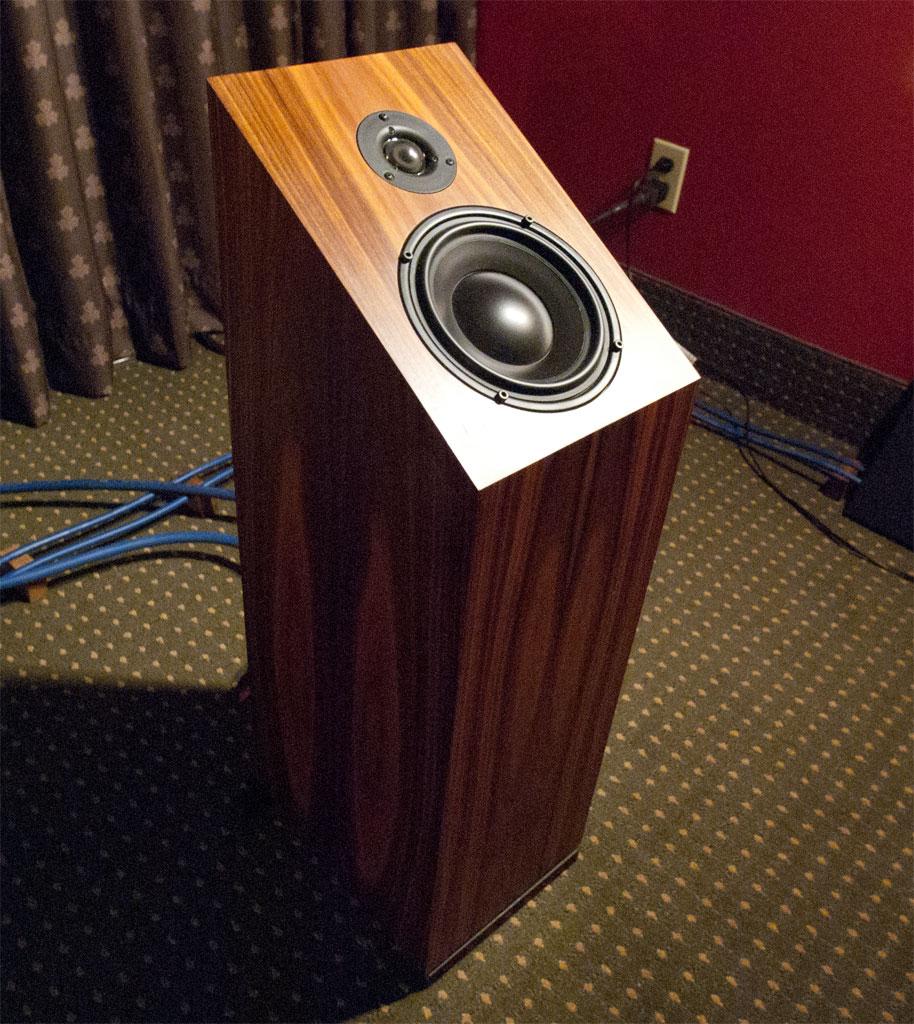 Heed Audio Enigma speaker
