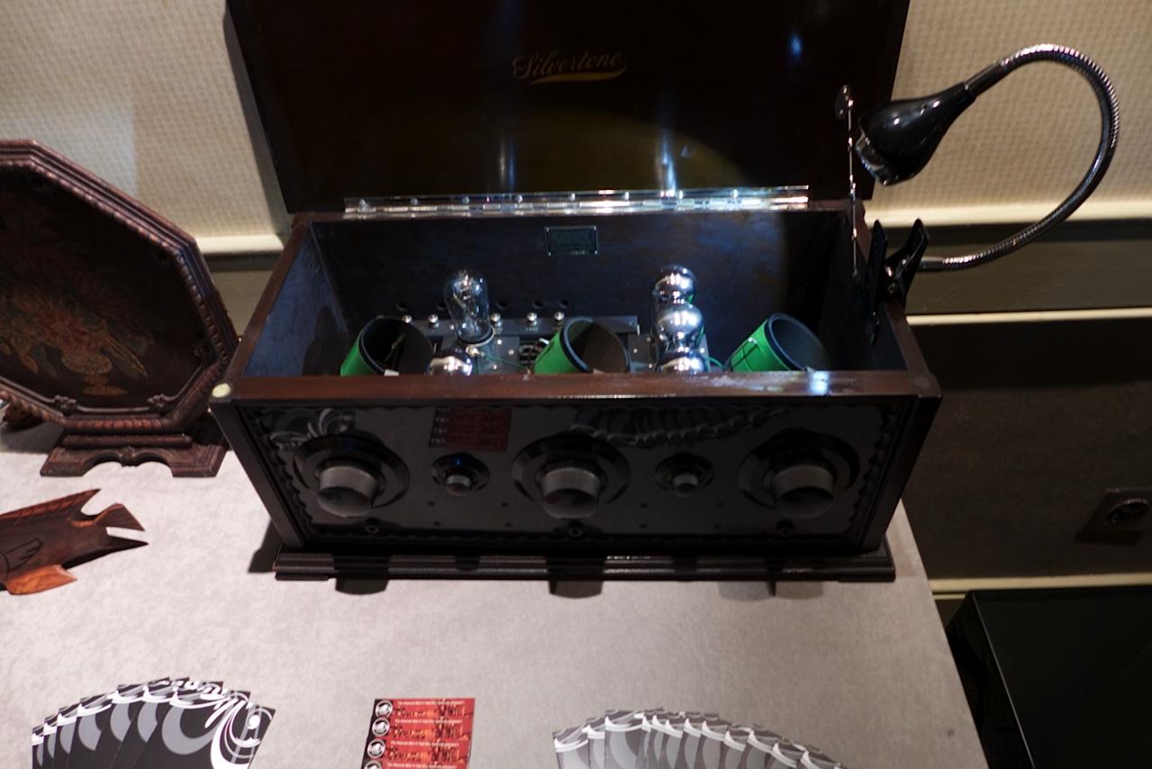 A really cool radio