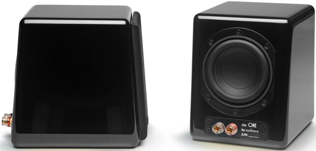 "Audience ""The ONE"" bookshelf speakers"