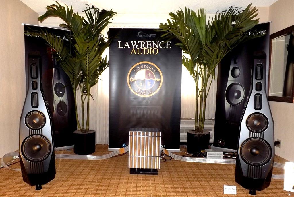 Lawrence Audio at RMAF 2013