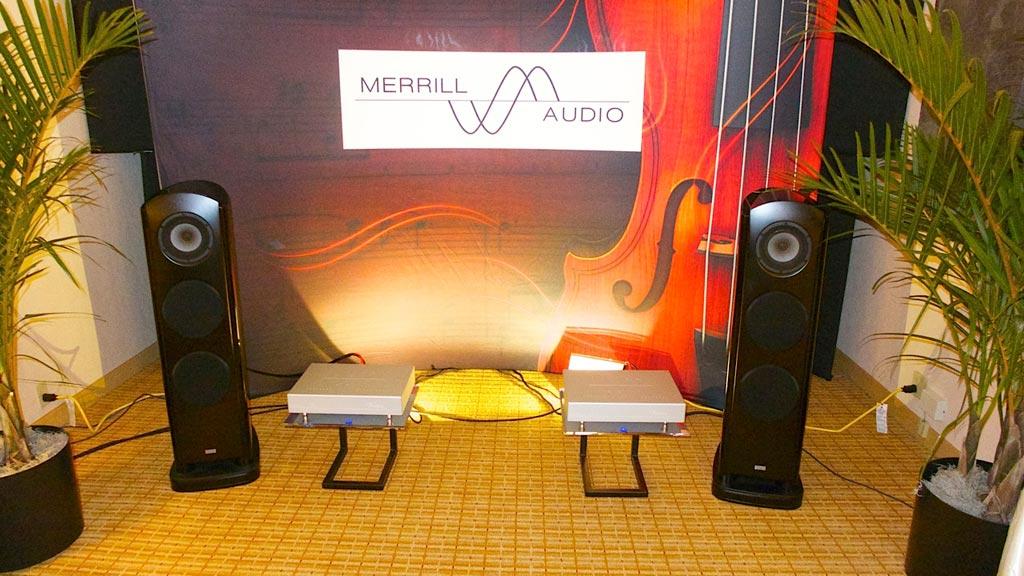 Channel D - Merrill Audio - TAD at RMAF 2013